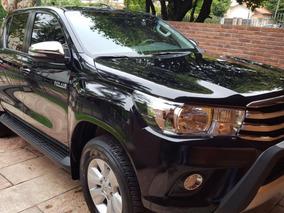 Toyota Hilux 2.8 Cd Srv Pack I 177cv 4x2 2016