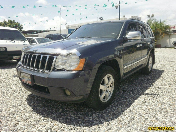 Jeep Grand Cherokee Limited Automatico