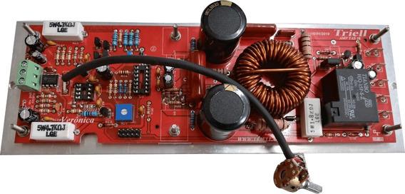 Amplificador De Audio Digital 2000w Rms Montado Veronica.