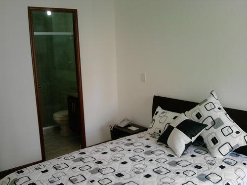 Imagen 1 de 8 de Apartamento Amoblado Bolivariana