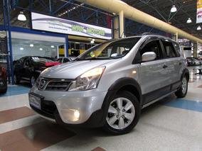 Nissan Livina Sl X-gear 1.8 At 2012 Novíssima!