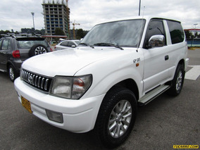 Toyota Prado Sumo Sport Mt 2700cc Aa