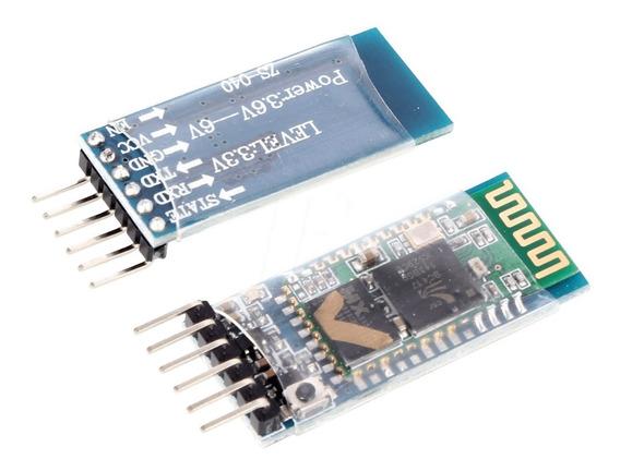 3 X Módulo Bluetooth Rs232 Hc-05 Hc05 Arduino