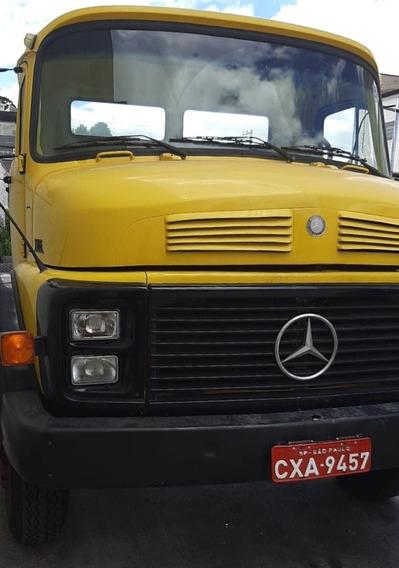 Mb 1513 Trucado Turbo No Chassi Ano 1972 U Dono