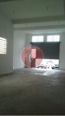 Salão Comercial Para Locação, Bairro Jardim, Santo André. - Sl0102