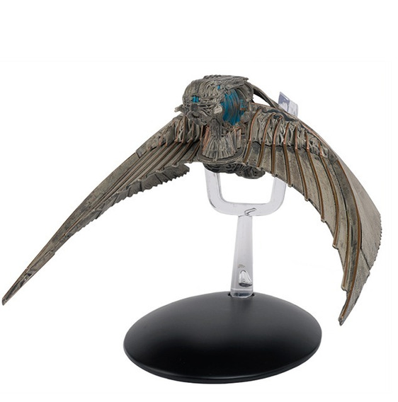 Miniatura Star Trek Bird-of-prey - Eaglemoss - Bonellihq I18