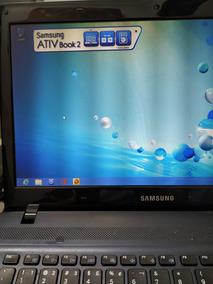 Note Samsung Np270e Dual Core 4gb Hd 500 Tela 14 Bateria Ok