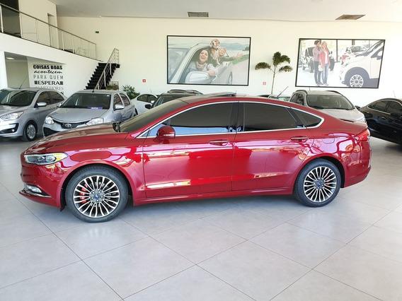 Ford Fusion 2.0 16v 4p Ecoboost Titanium Awd Automático