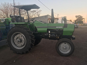 Tractor Deutz Ax-100 Año 1984, Doble Embrague