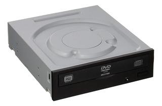 Unidad Cd/dvd Sata Lite-on Interna Pc 24x Doble Capa -nuevas