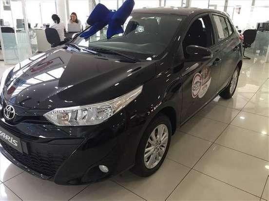Toyota Yaris 1.5 16v Flex Sedan Xl Live Multidrive 2020