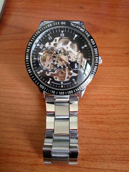 Reloj De Pulsera Skeleton 14045