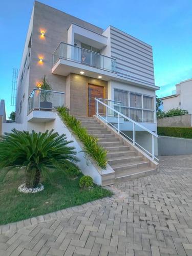 Imagem 1 de 15 de Casa Em Condomínio Para Venda Em Palmas, Plano Diretor Sul, 4 Dormitórios, 3 Suítes, 4 Banheiros, 4 Vagas - 00056_2-1173762