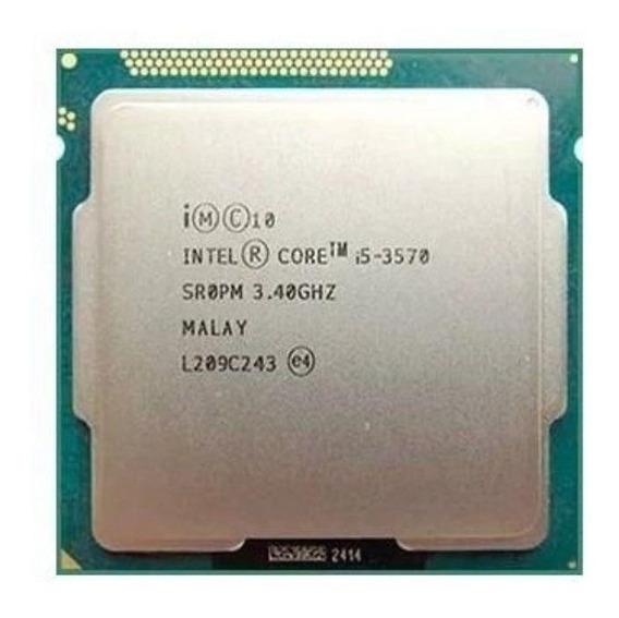 Processador Core I5 3570 Terceira Geração 3.4ghz- 3.8ghz Top