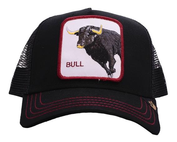 Gorra Goorin Bros Baseball Bull Honky -g31010268-550- Trip S