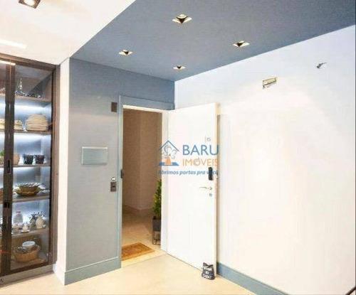 Imagem 1 de 30 de Apartamento Com 2 Dormitórios À Venda, 276 M² Por R$ 1.120.000 - Santo Amaro - São Paulo/sp - Ap64462