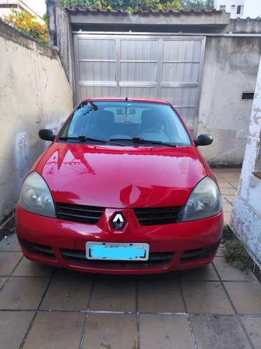 Renault Clio Campus 2011/2012 Flex 4p Manual Hatch