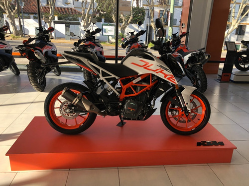 Ktm Duke 390 Financiacion Sin Interés En Pesos Pro Motors