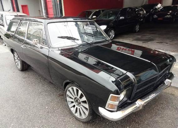 Chevrolet Caravan Comodoro 4.1 6cc 1978 Câmbio No Volante