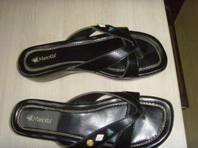 Vendo 3 Sandalias Semi Novas Em Otimo Estado Nº 39