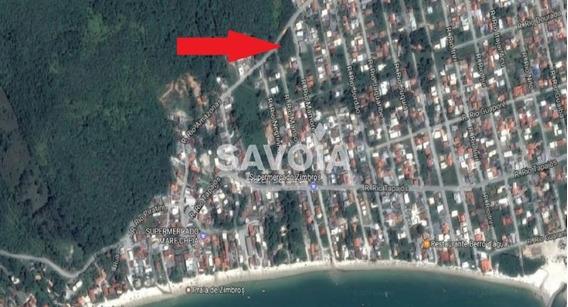 Excelente Terreno Com 398,40 M² Na Praia De Zimbros, Bombinhas, Sc - 1539