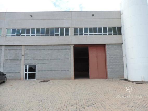 Galpão Industrial Para Locação, São Judas Tadeu, Vargem Grande Paulista. - Ga0059