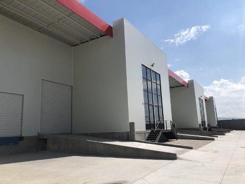 Bodega Comercial En Renta Parque Industrial Ccima