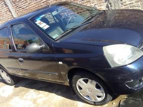 Renault Clio 1.2 Aire Y Dirección 2005 Azul 5 Puertas