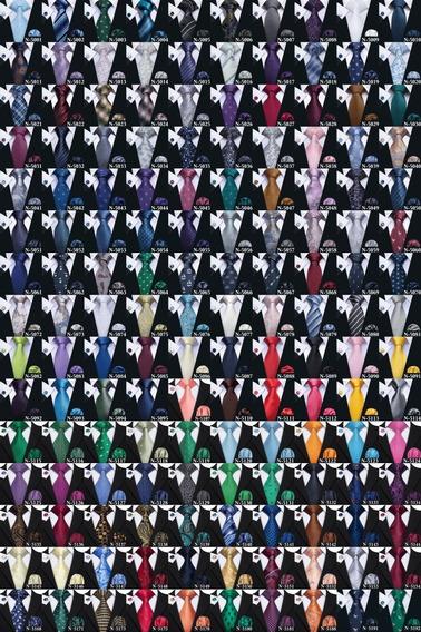 Compra Mayoreo 10 Sets | Corbata Pañuelo Mancuernillas