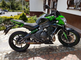 Kawasaki Er6n 2016