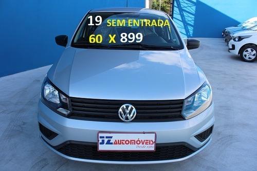 Volkswagen Gol 1.6 Sem Entrada Carro Bom Score Uber