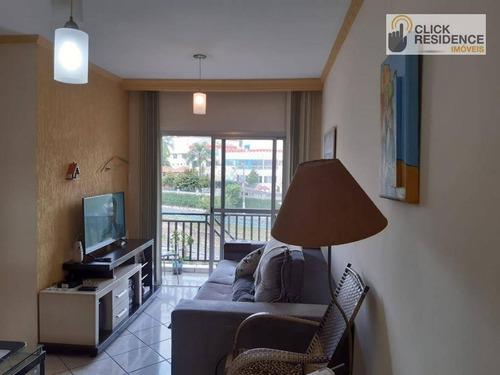 Imagem 1 de 30 de Apartamento 3 Dormitórios ( Espaço Gourmet ) À Venda De 70,00 M² Por R$ 350.000 - Baeta Neves - São Bernardo Do Campo/sp - Ap0898