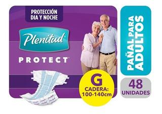 Pañales Adultos Plenitud Protect Talle G X 48 Un. (3 X 16)