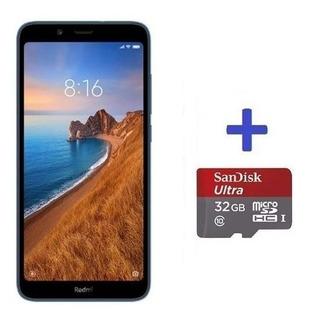Celular Xiaomi Redmi 7a Dual Sim 16gb 2gb Ram + 32gb