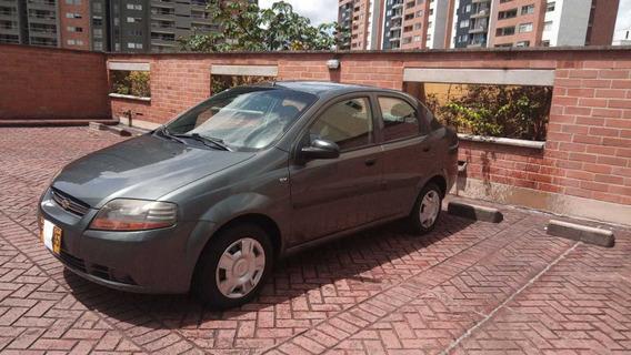 Chevrolet Aveo Sedan 2009 Muy Buen Estado