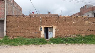 Terreno Con Casa En Huancayo El Tambo 244 M2