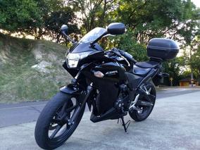 Honda Cbr 250 Negra