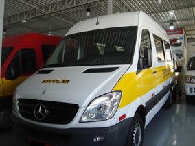 Mercedes Benz Sprinter Van 2.2 Cdi 415 Luxo Teto Alto 5p