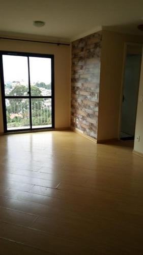 Apartamento À Venda, 51 M² Por R$ 249.000,00 - Conjunto Residencial Vista Verde - São Paulo/sp - Ap6206