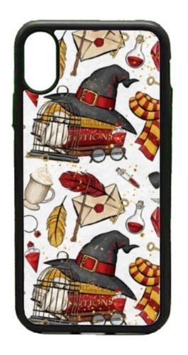 Imagen 1 de 1 de  Funda iPhone 5 6 7 8 Plus X Xr Xs Max 11 Harry Potter Cosas