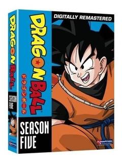 Dragon Ball Season 5 Dragon Ball Season 5 5 Dvd Boxed Set