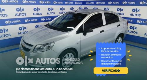 Chevroletsail Sedan-ls Mt 1.4l Aa 2ab Abs 4p 4x2-2019