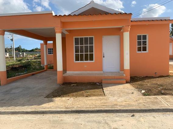 Vendo La Casas De Tus Sueños Baratas En Villa Mella