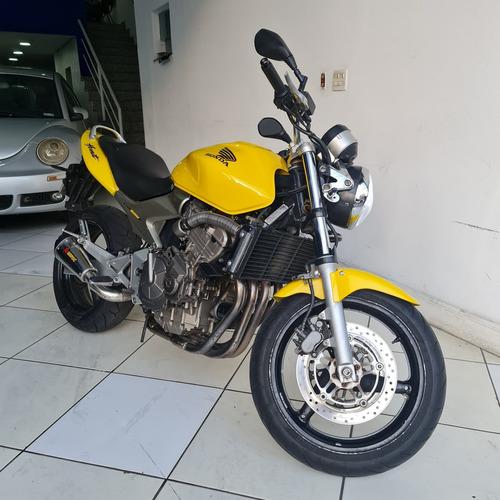Imagem 1 de 10 de Honda Cb600f Hornet Pneus Novos Ponteira Akrapovic Garantia