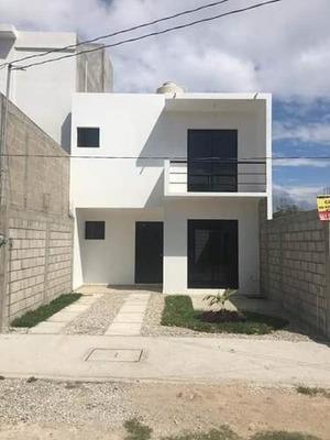 Casa En Venta En Plan De Ayala Sur, Tuxtla Gutiérrez, Chiapas.