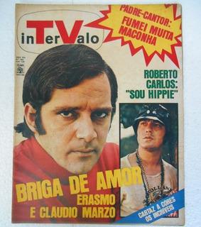 Revista Tv Intervalo Nº 395 C/ Pôster Os Incríveis