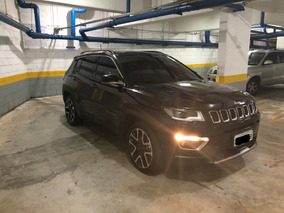 Jeep Compass 2.0 Limited High Tech Flex Aut. 5p