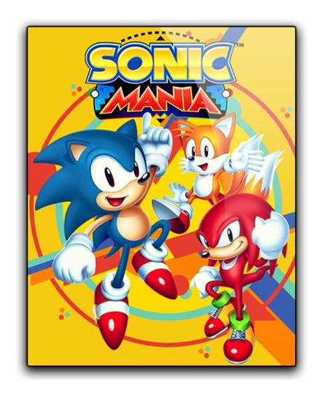 Sonic Mania Plus + Dlc Pc