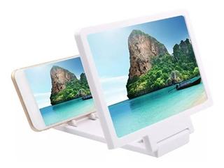 Telefone Tela Lupa 3d Vídeo Tela Amplificador