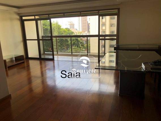 Apartamento Com 4 Dormitórios À Venda, 183 M² Por R$ 954.000,10 - Vila Gilda - Santo André/sp - Ap5728